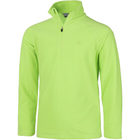 Color Kids Sandberg Ski Pullover Kids, green gecko